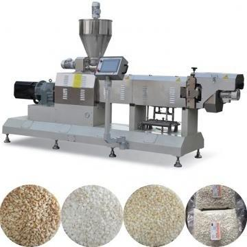 Extruded Chips Puffed Cheese Curls Balls Extruder Corn Inflating Snack Food Cereal Inflating Making Machine