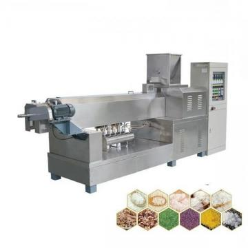 Double Screw Dry Dog Food Making Machine Floating Fish Food Machine Pet Food Processing Equipment/Machine