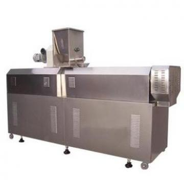 Automatic Twin Screw Extruder Sugar Coated Crunchy Corn Flakes Cereal Production Machine