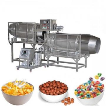 Snack Food Processing Machine / Rice Biscuit Popping Machine / Magic Pop Rice Cake Machine