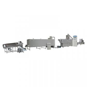 3 Head Gas/Electric Floating Fish Feed Pellet Machine