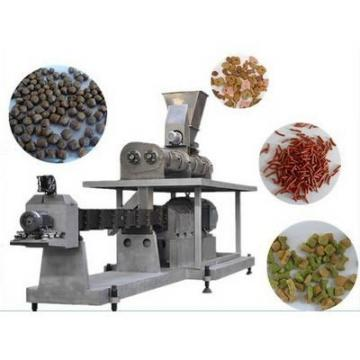 Multi-Function Stainless Steel Popular Dry Dog Food Extruder Machine Pet Feed Processing Equipment Fish Feed Processing Line