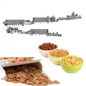 Double Screw Food Extruder /Cheetos Snacks Making Machine