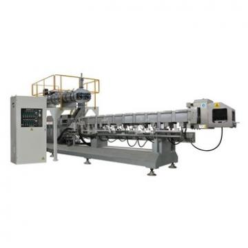 Fish Food Pellet Machine Floating Twin Screw Fish Feed Extruder Machine