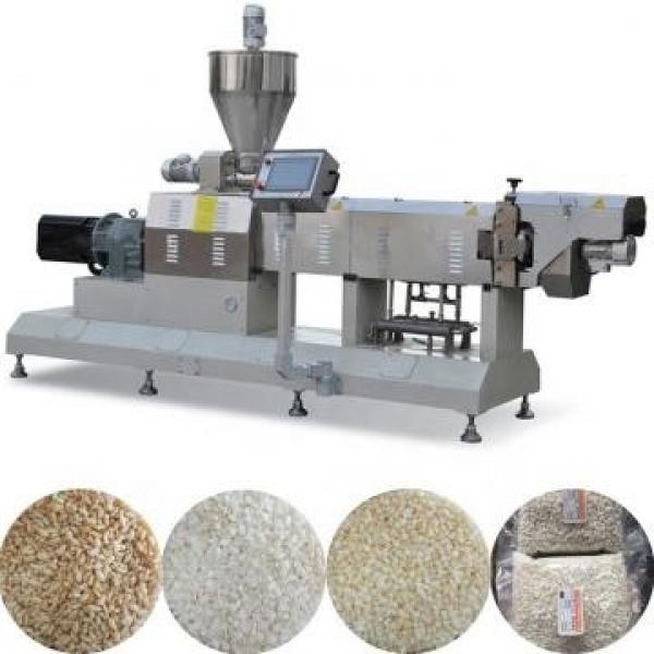 Automatic Extruded Fried Flour Bugles Snacks Machine Bugles Frying Machines