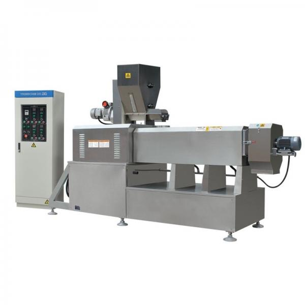 Commercial Pets Food Snack Making Processing Line