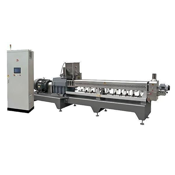 Customized Corn Flakes Production Machinery Cereals Puffing Equipment Snack Extruders