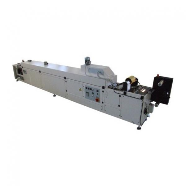 Industrial Tunnel Cat Litter Microwave Sterilizing Drying Machine