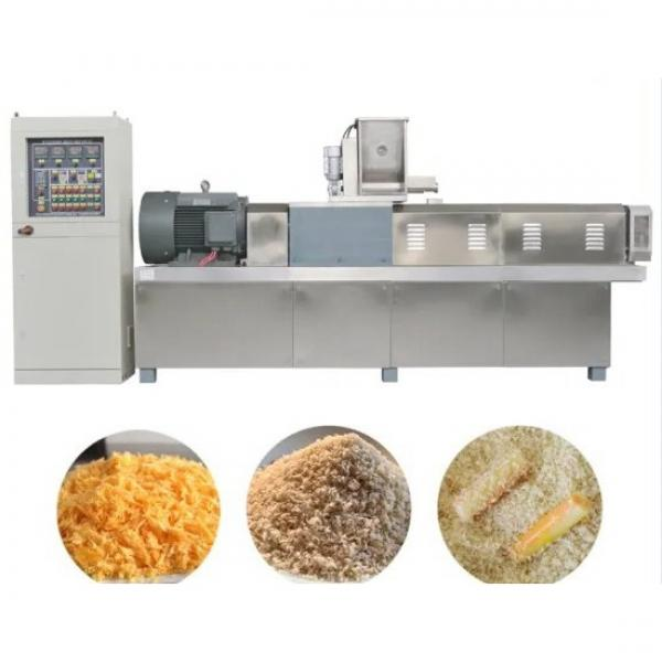 Automatic Double Screw Corn Flour Snacks Extruder/Puffing Food Machine