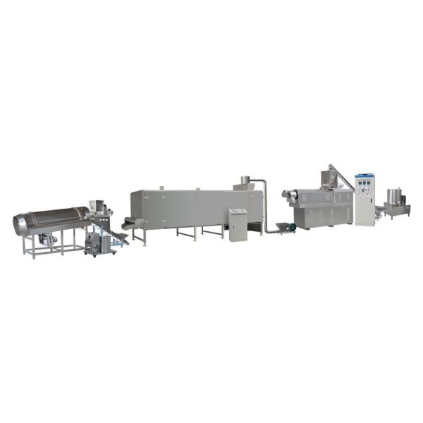 Popular in Market Automatic Floating Fish Feed Pellet Machine for Fish Farming