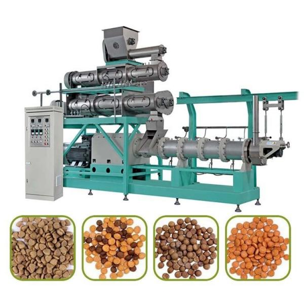 Pet Dog Cat Floating Fish Feed Pellet Machine Price
