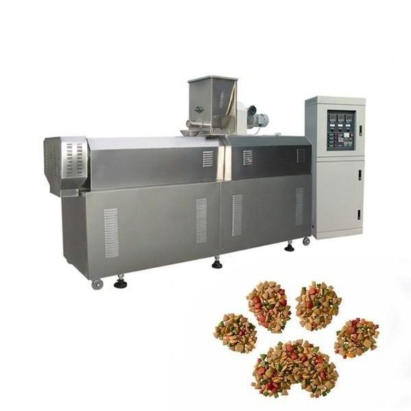 Industrial Spices Condiment Red Chili Seasoning Microwave Drying Equipment