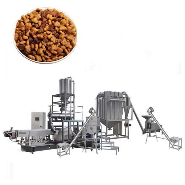 Corn Snacks Cheetos Kurkure Food Extruder Machine