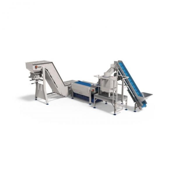 Twin Screw Snack Food Extruder Dry Dog Food Manufacturing Machine