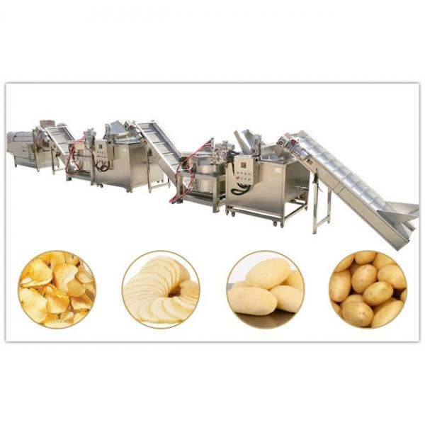 Automatic Corn Flakes Production Machine