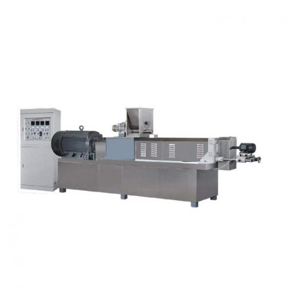 Breakfast Corn Flakes Puffed Cereal Production Machine