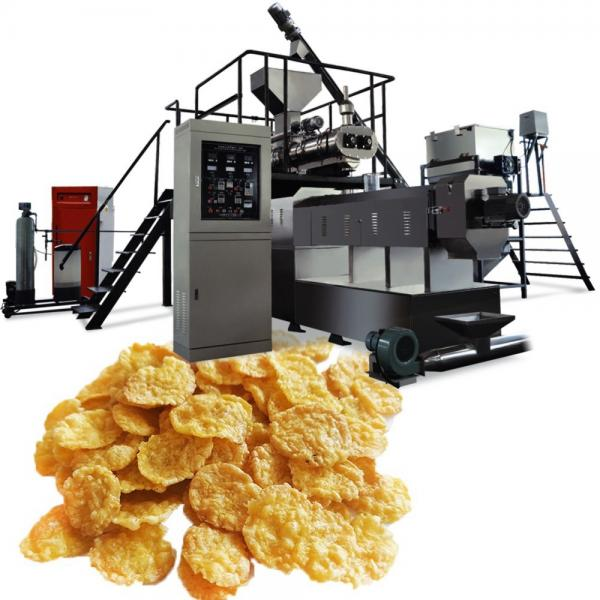 Machine for Corn Maize Flakes Dryer Extrusion Production Line Price