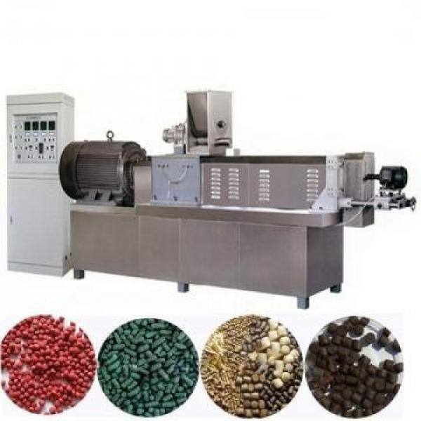 500kg Per Houyr Floating Fish Cat Dog Food Making Machine