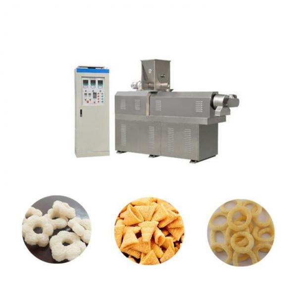 China Fully Automatic Industrial Microwave Tunnel Dryer Machine