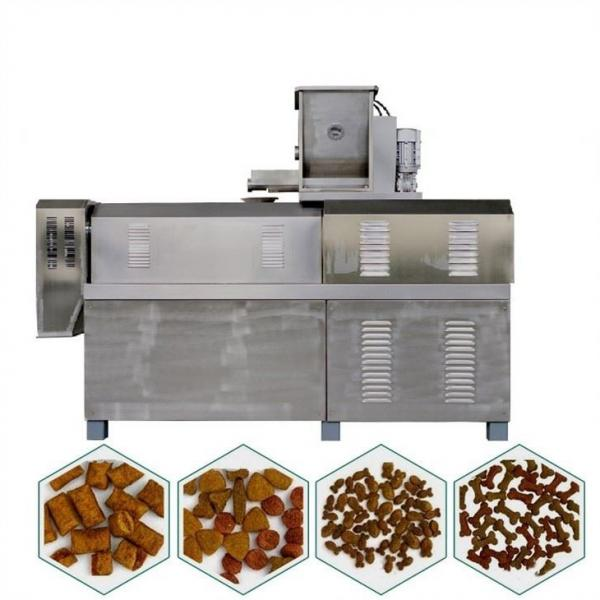 Twin Screw Extruded Puff Snacks Food Machine