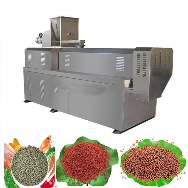 Puff Machine Automatic Crisp Puffing Rice Cakes Making Machines