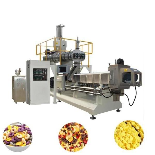 Pasta Slanty Making Machine Fried Snack Food Production Line