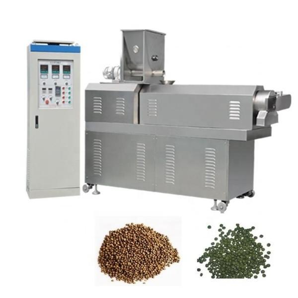 Puffed Rice Cake Puffed Wheat Making Machine