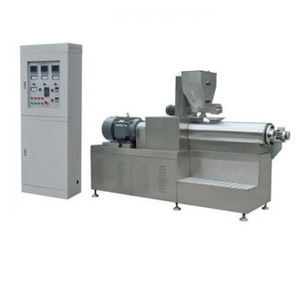 Best Selling Rice Puffing Machine / Snack Extruder Machine