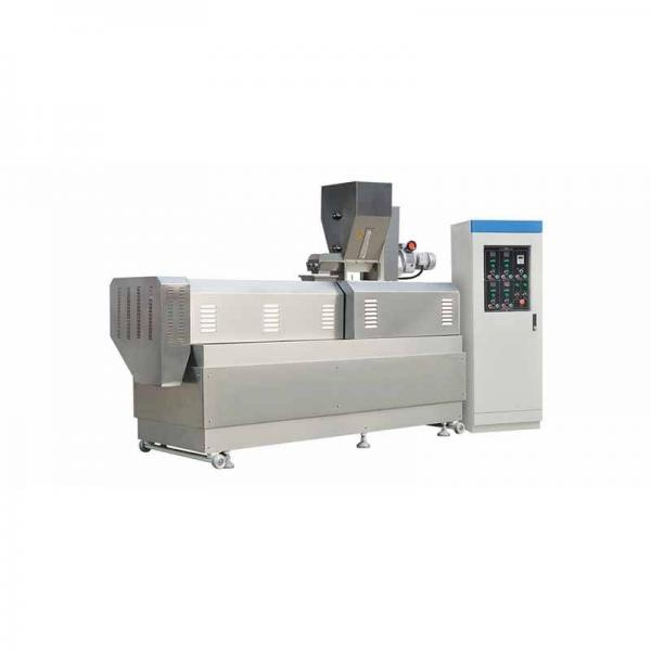 Automatic Corn Puffing Food / Maize Puffed Snack Extruder Machine